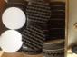 陶瓷产品抛光用6英寸波浪海绵盘,8英寸波浪海绵盘